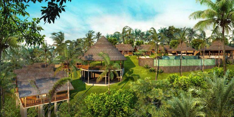 Bali Hotel 3D
