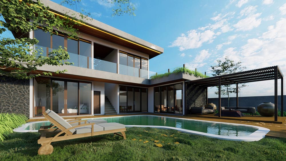 Modern Living Architecture