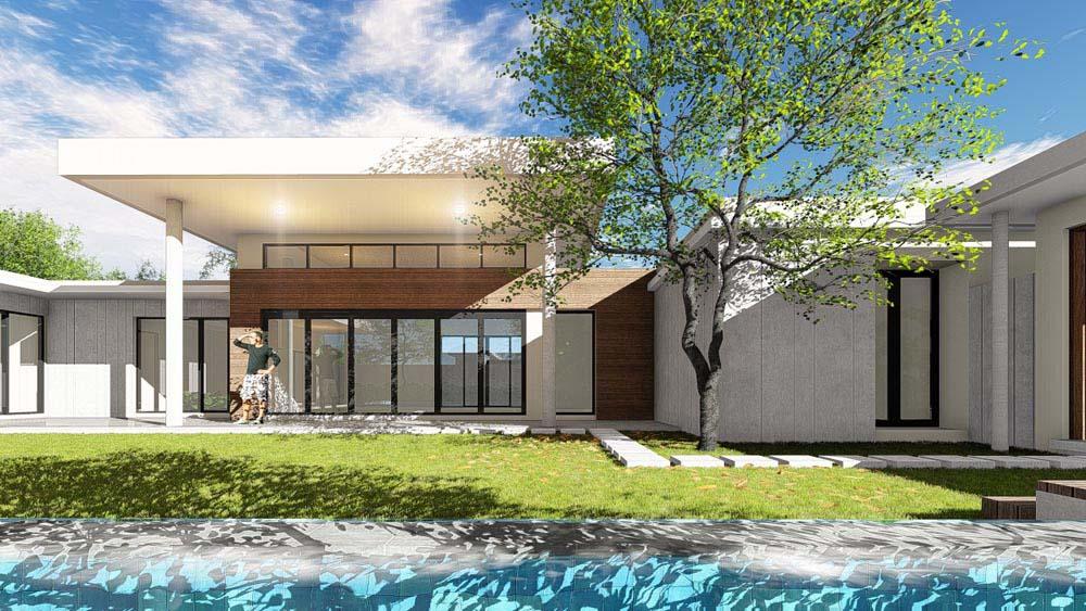 Warm Design Villa