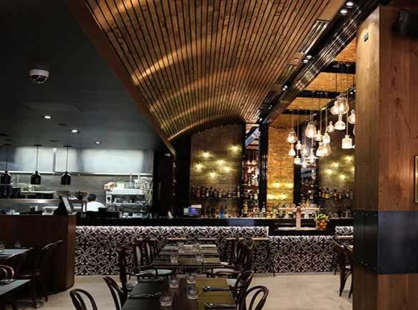 Aménagement Bar Et Restaurant à Bali