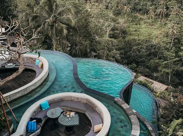 Coût de la piscine Bali
