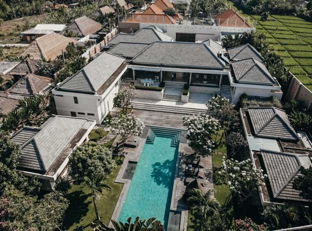 Bali Villa Construction