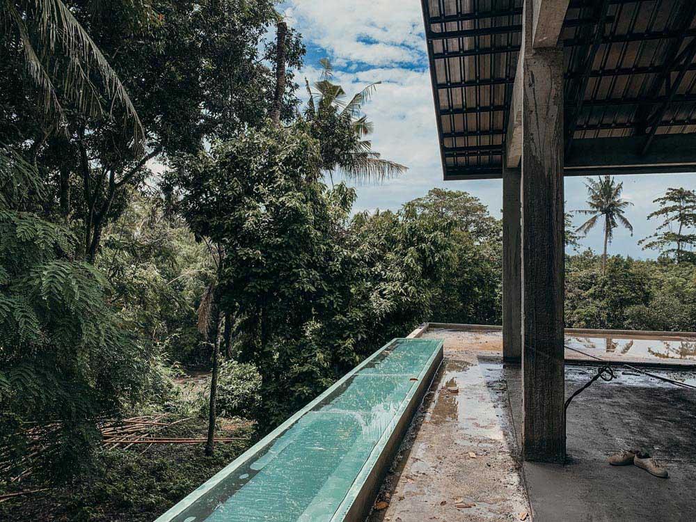 Villa Construction Nyanyi Beach