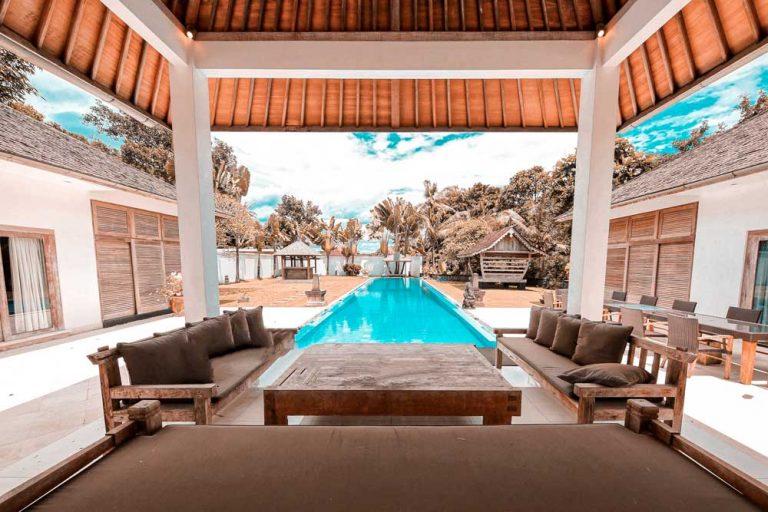 Coût de construction d'une villa à Bali