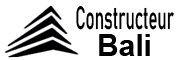 Bali Constructeur Logo