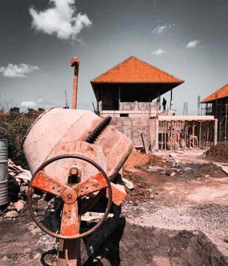 Coût de construction de la villa